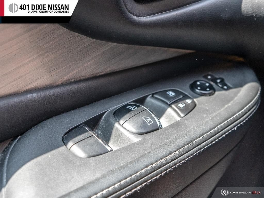 2016 Nissan Murano SL AWD CVT in Mississauga, Ontario - 16 - w1024h768px