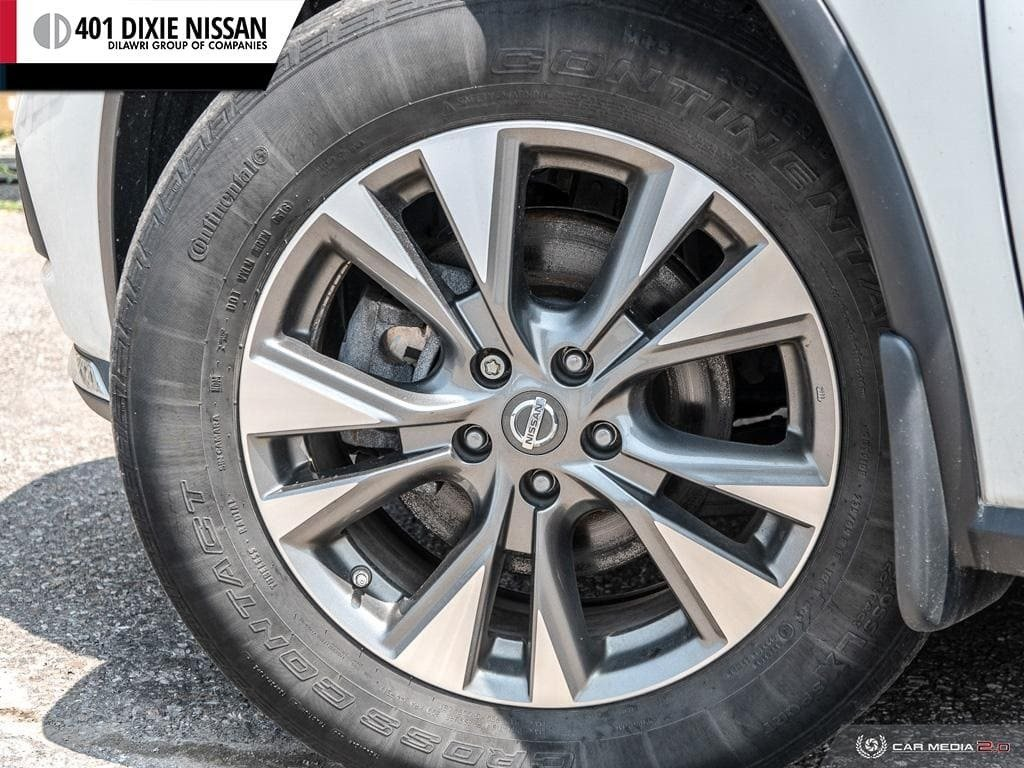 2016 Nissan Murano SL AWD CVT in Mississauga, Ontario - 6 - w1024h768px