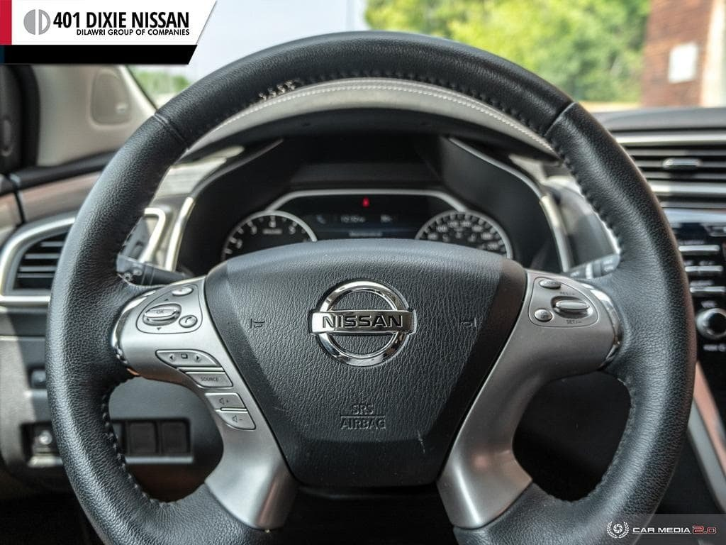 2016 Nissan Murano SL AWD CVT in Mississauga, Ontario - 13 - w1024h768px