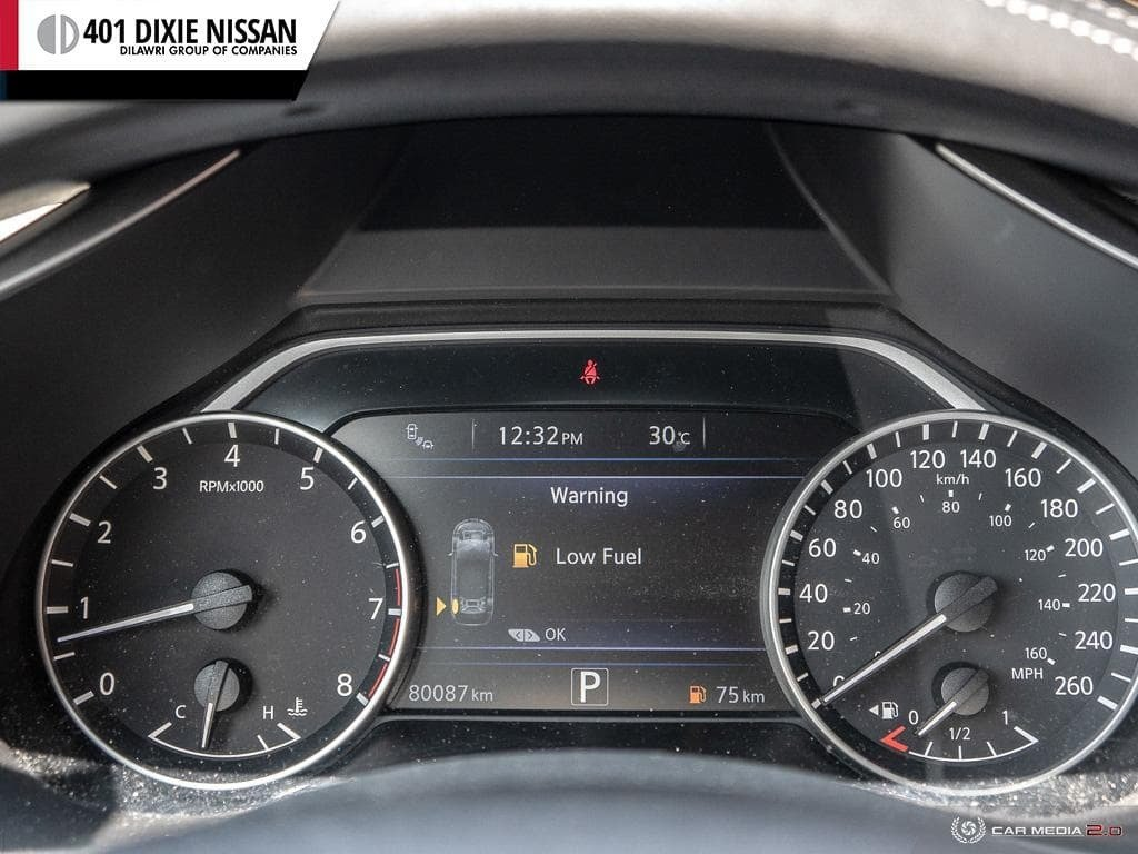 2016 Nissan Murano SL AWD CVT in Mississauga, Ontario - 14 - w1024h768px