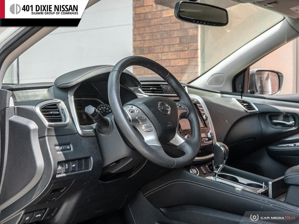 2016 Nissan Murano SL AWD CVT in Mississauga, Ontario - 12 - w1024h768px