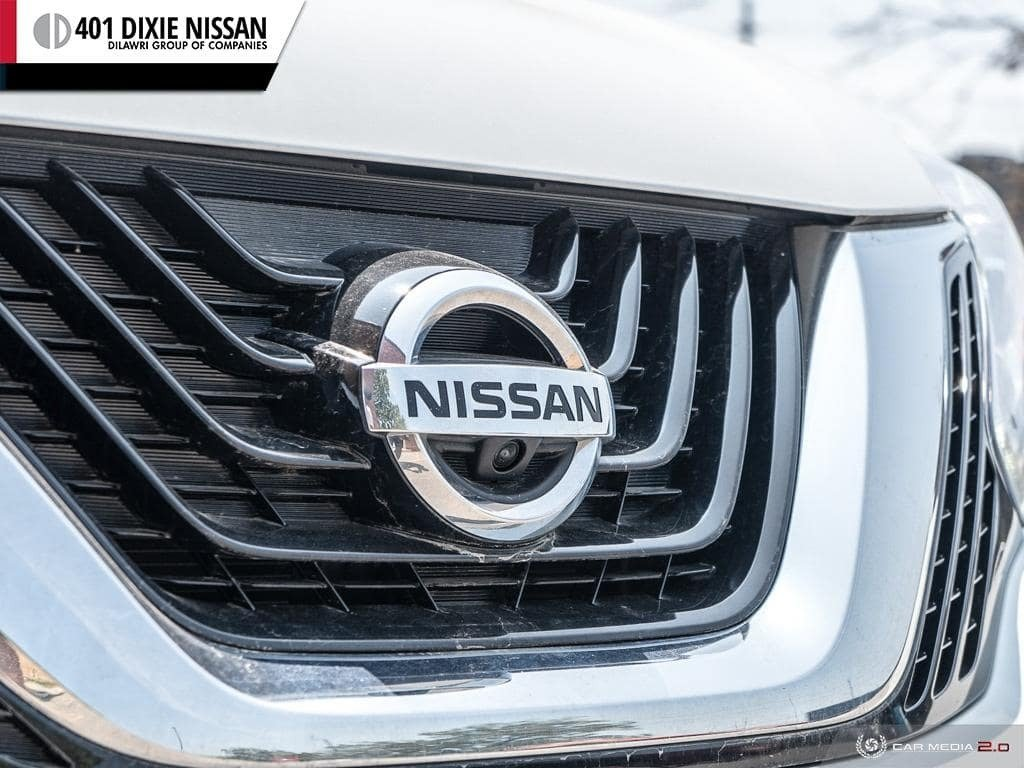 2016 Nissan Murano SL AWD CVT in Mississauga, Ontario - 8 - w1024h768px
