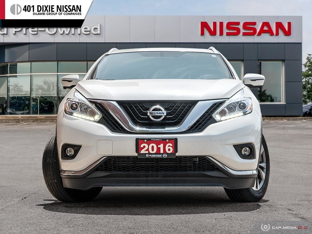 2016 Nissan Murano SL AWD CVT in Mississauga, Ontario - 2 - w1024h768px