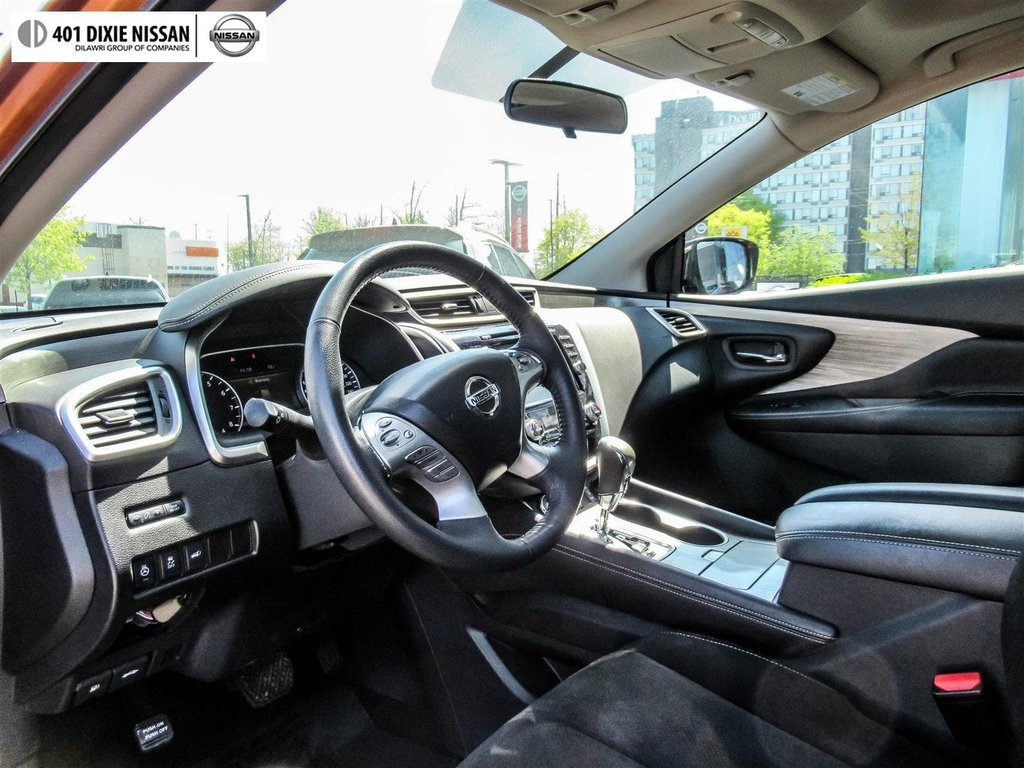2016 Nissan Murano SV AWD CVT in Mississauga, Ontario - 2 - w1024h768px