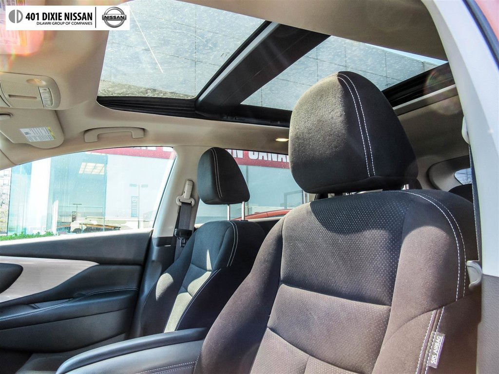 2016 Nissan Murano SV AWD CVT in Mississauga, Ontario - 17 - w1024h768px