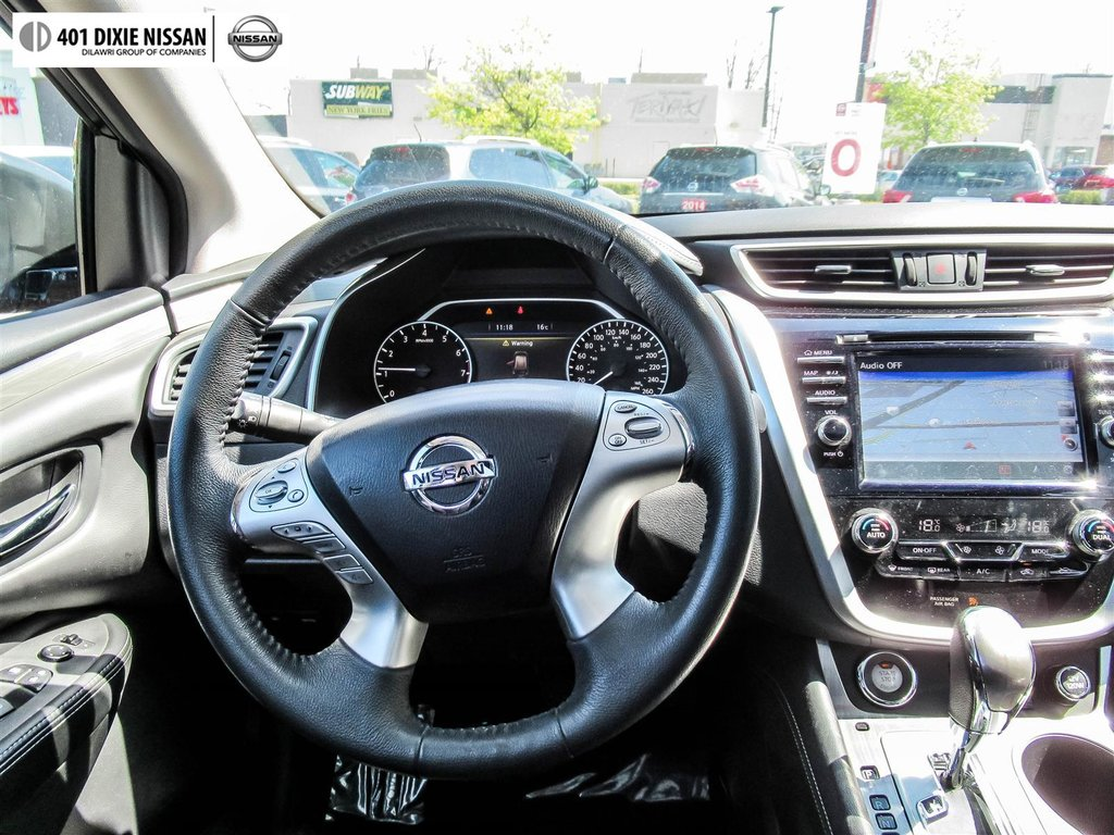 2016 Nissan Murano SV AWD CVT in Mississauga, Ontario - 14 - w1024h768px
