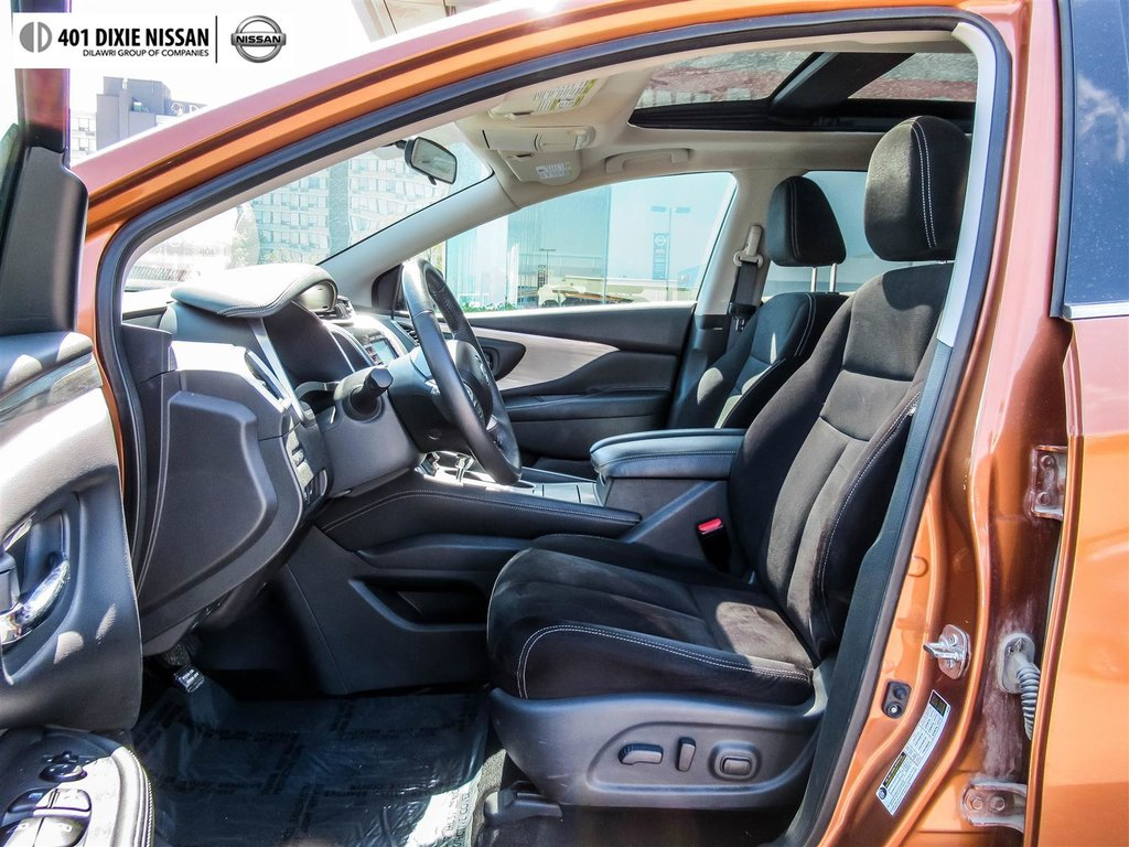 2016 Nissan Murano SV AWD CVT in Mississauga, Ontario - 12 - w1024h768px