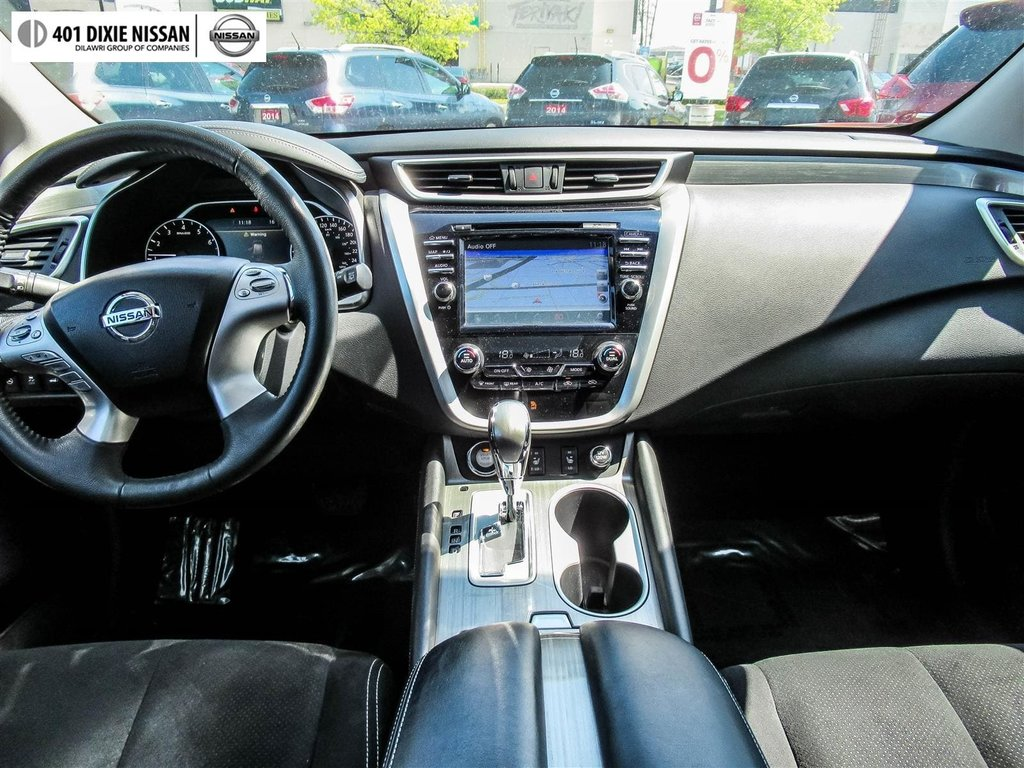 2016 Nissan Murano SV AWD CVT in Mississauga, Ontario - 5 - w1024h768px