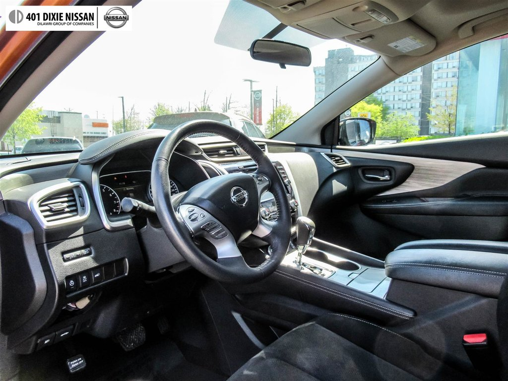 2016 Nissan Murano SV AWD CVT in Mississauga, Ontario - 11 - w1024h768px