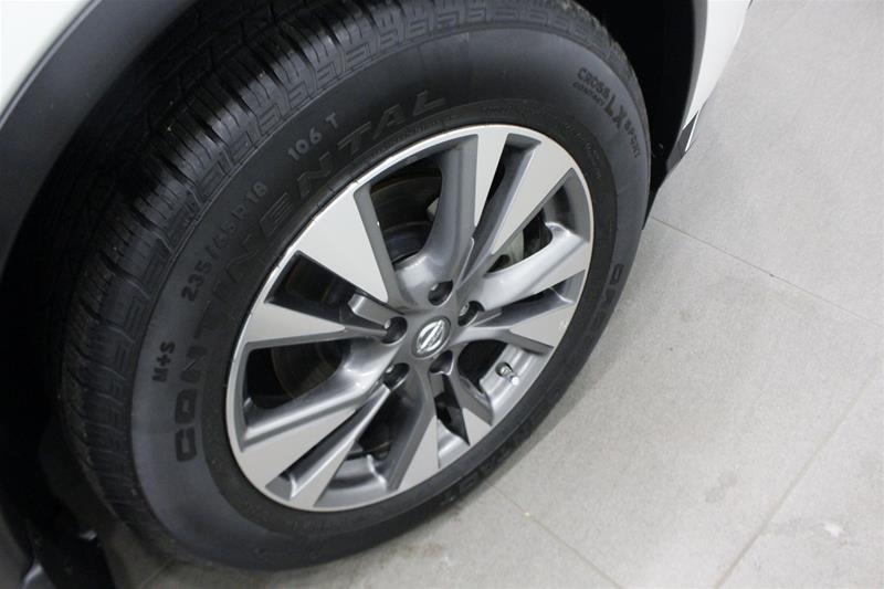 2016 Nissan Murano SL AWD CVT in Regina, Saskatchewan - 18 - w1024h768px