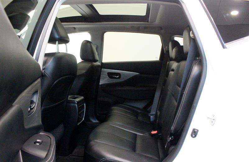 2016 Nissan Murano SL AWD CVT in Regina, Saskatchewan - 12 - w1024h768px