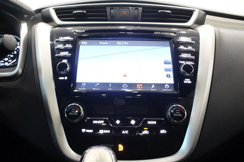 2016 Nissan Murano SL AWD CVT in Regina, Saskatchewan - 7 - w1024h768px