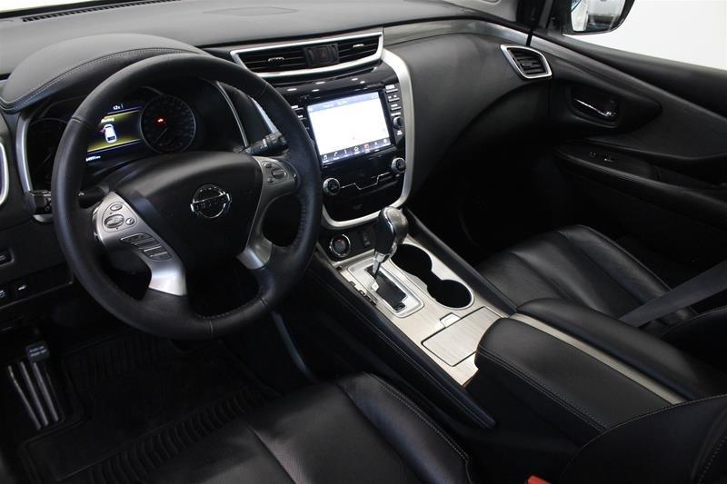 2016 Nissan Murano SL AWD CVT in Regina, Saskatchewan - 9 - w1024h768px