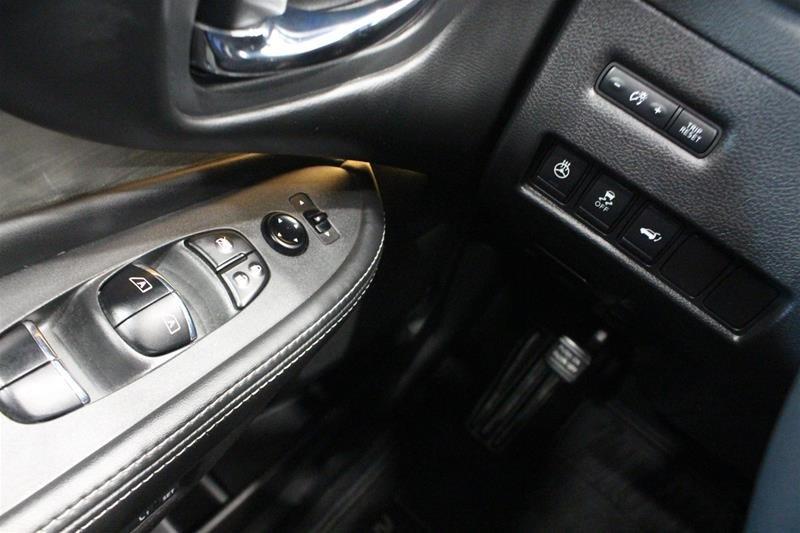 2016 Nissan Murano SL AWD CVT in Regina, Saskatchewan - 3 - w1024h768px