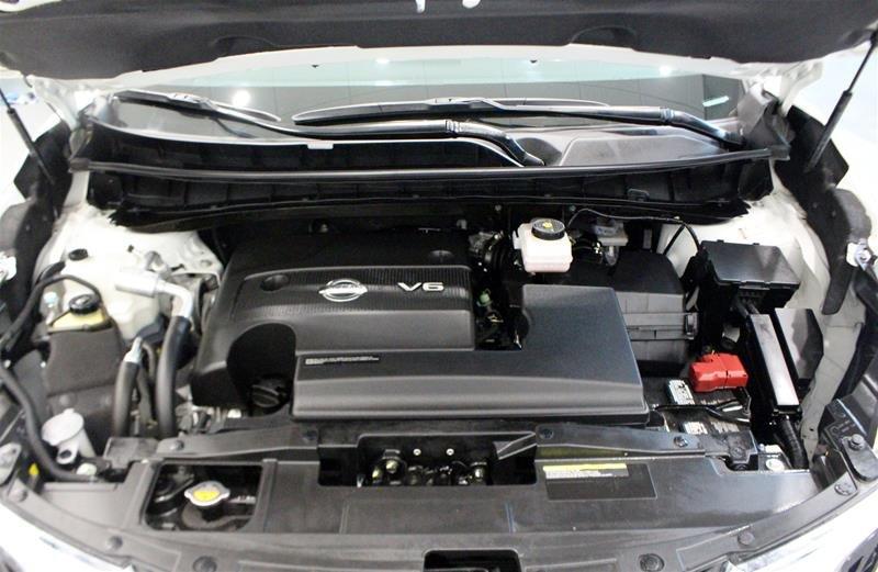 2016 Nissan Murano SL AWD CVT in Regina, Saskatchewan - 19 - w1024h768px