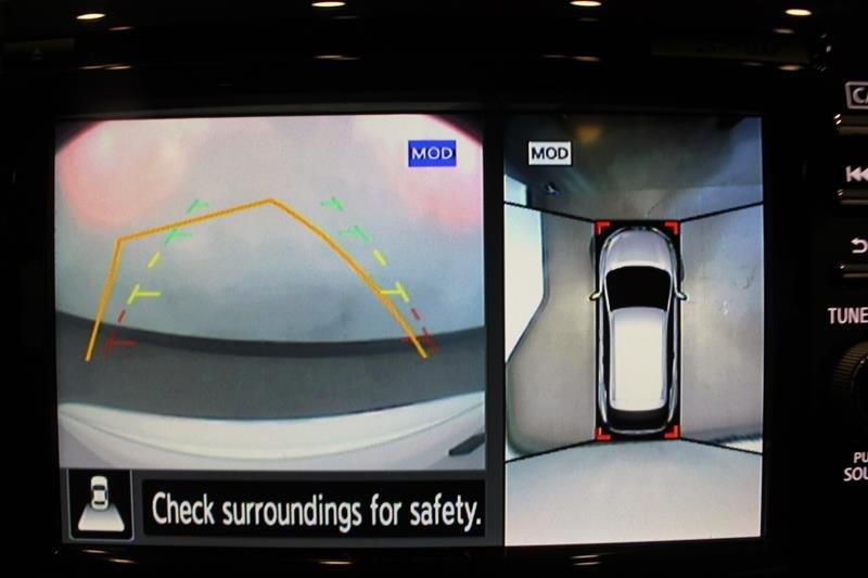 2016 Nissan Murano SL AWD CVT in Regina, Saskatchewan - 8 - w1024h768px