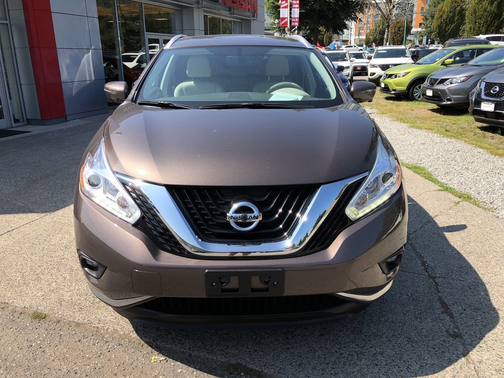 2016 Nissan Murano SL AWD CVT in Vancouver, British Columbia - 8 - w1024h768px