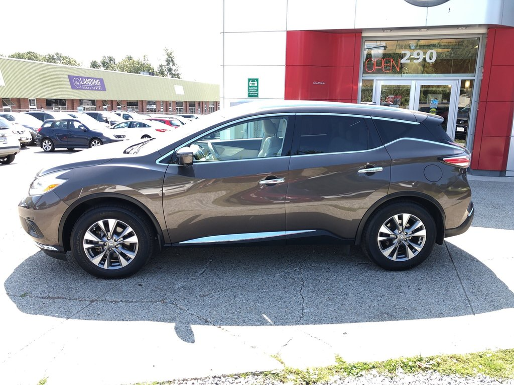 2016 Nissan Murano SL AWD CVT in Vancouver, British Columbia - 2 - w1024h768px