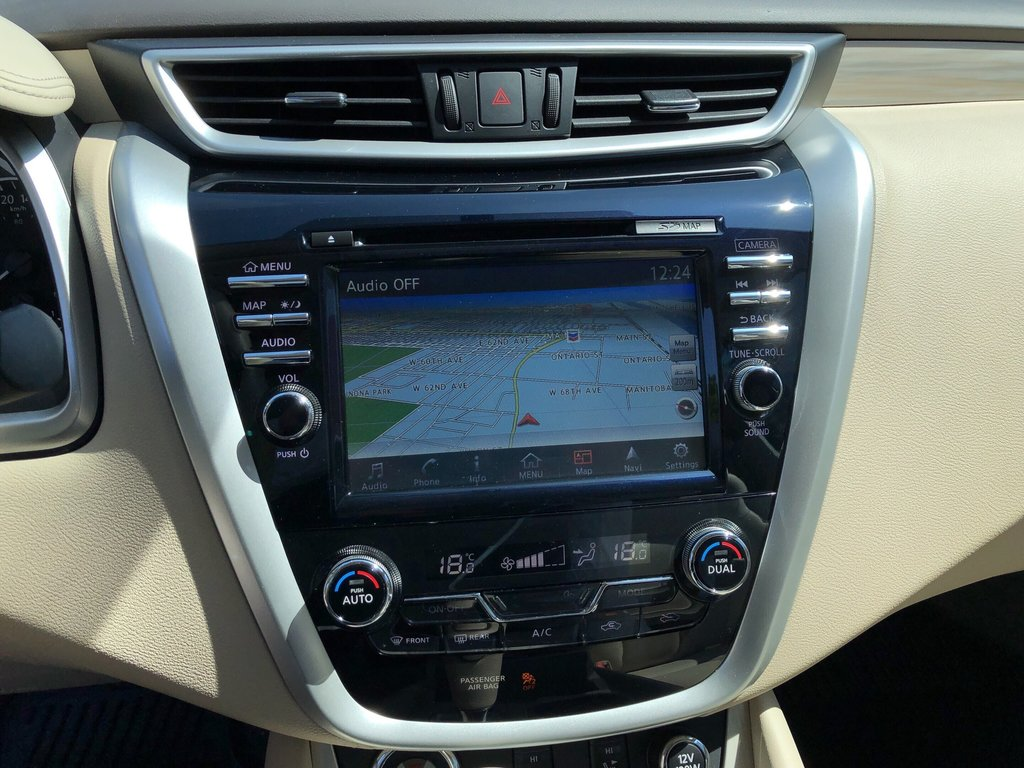 2016 Nissan Murano SL AWD CVT in Vancouver, British Columbia - 17 - w1024h768px
