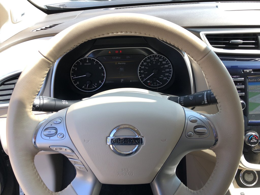 2016 Nissan Murano SL AWD CVT in Vancouver, British Columbia - 14 - w1024h768px