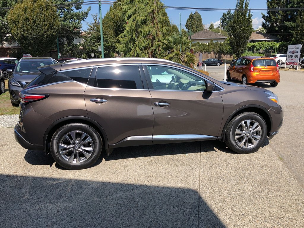 2016 Nissan Murano SL AWD CVT in Vancouver, British Columbia - 6 - w1024h768px