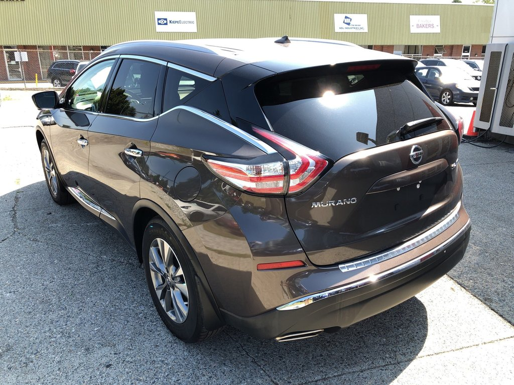 2016 Nissan Murano SL AWD CVT in Vancouver, British Columbia - 3 - w1024h768px