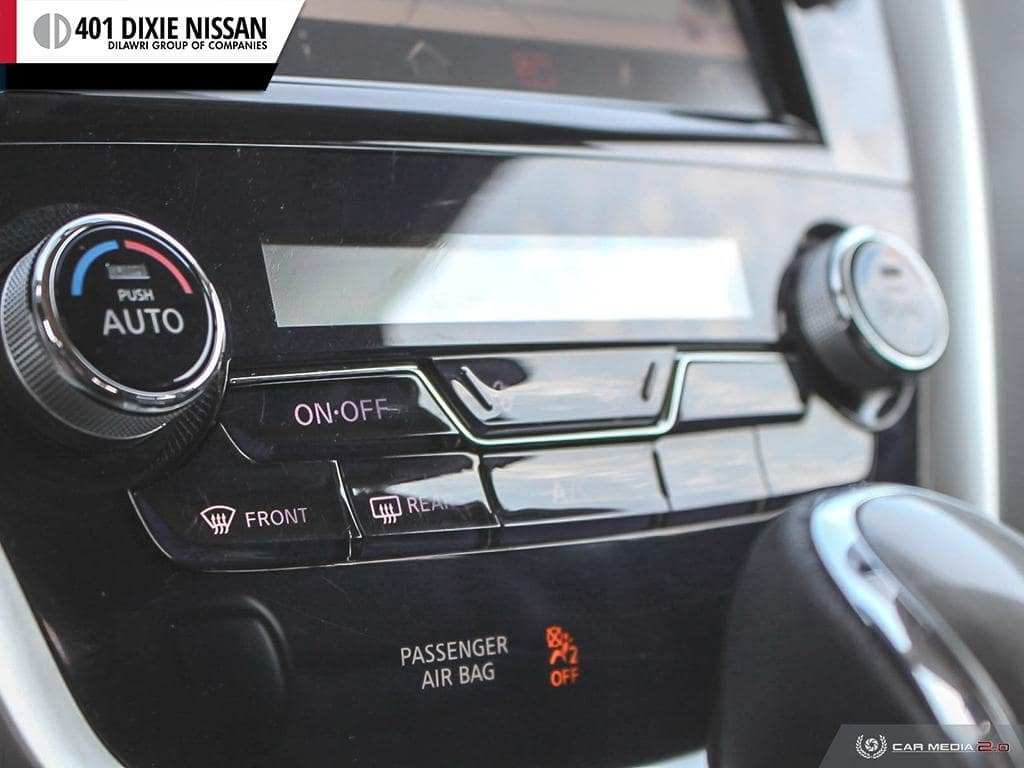 2016 Nissan Murano Platinum AWD CVT in Mississauga, Ontario - 21 - w1024h768px