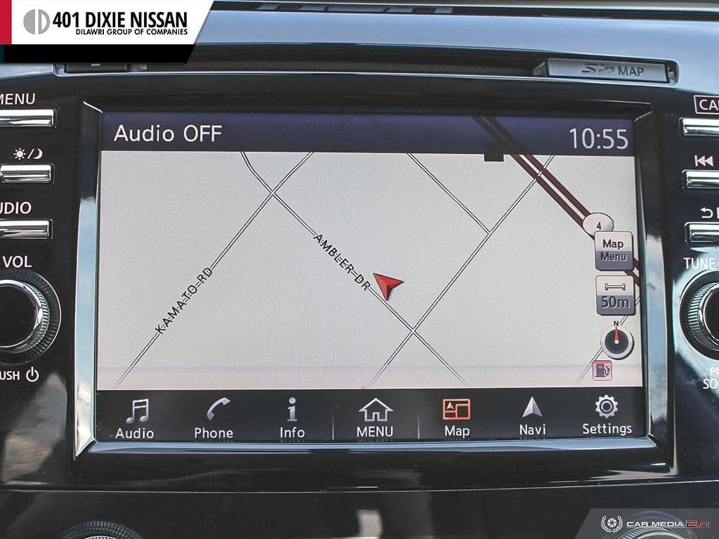 2016 Nissan Murano Platinum AWD CVT in Mississauga, Ontario - 20 - w1024h768px