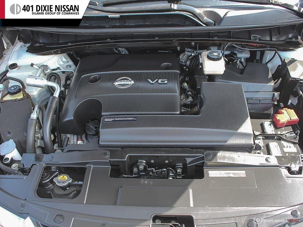 2016 Nissan Murano Platinum AWD CVT in Mississauga, Ontario - 8 - w1024h768px