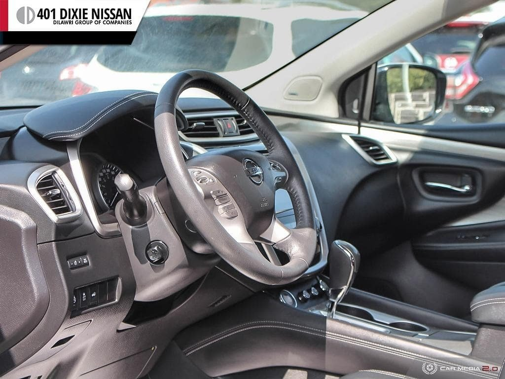 2016 Nissan Murano Platinum AWD CVT in Mississauga, Ontario - 13 - w1024h768px