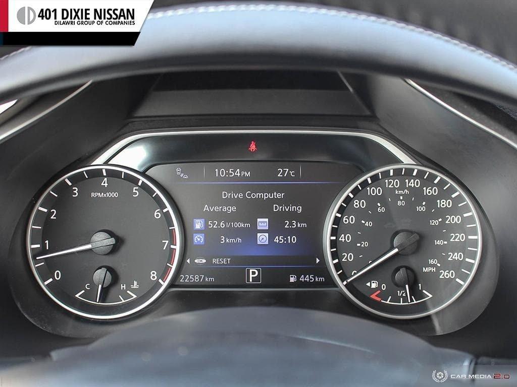2016 Nissan Murano Platinum AWD CVT in Mississauga, Ontario - 15 - w1024h768px
