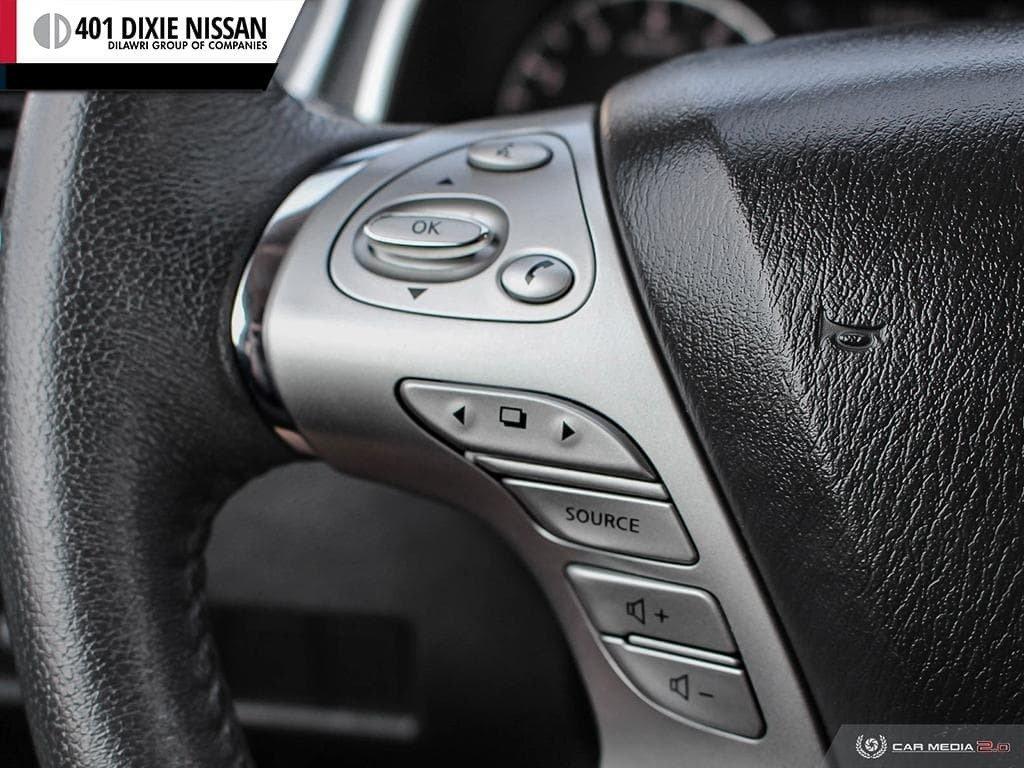 2016 Nissan Murano Platinum AWD CVT in Mississauga, Ontario - 18 - w1024h768px