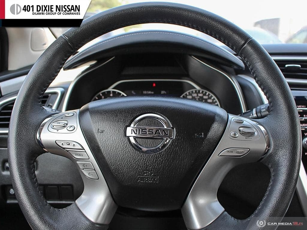 2016 Nissan Murano Platinum AWD CVT in Mississauga, Ontario - 14 - w1024h768px