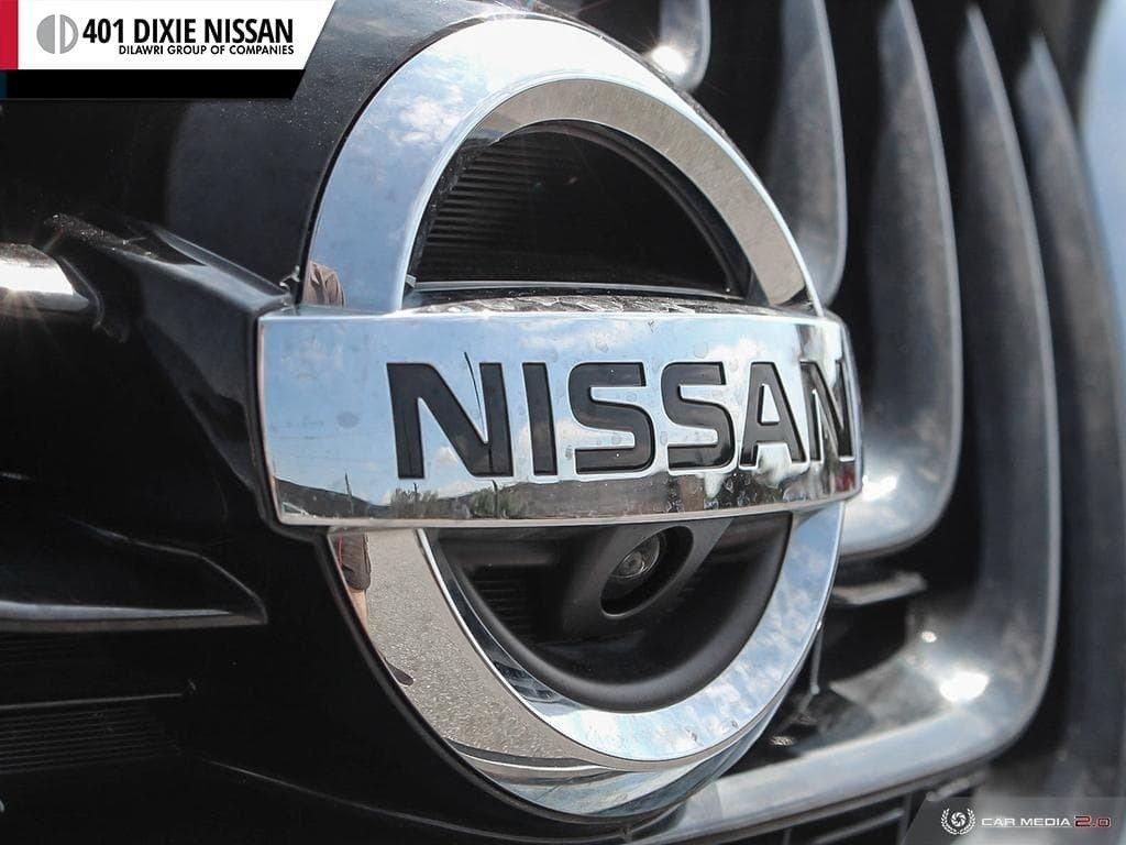 2016 Nissan Murano Platinum AWD CVT in Mississauga, Ontario - 9 - w1024h768px