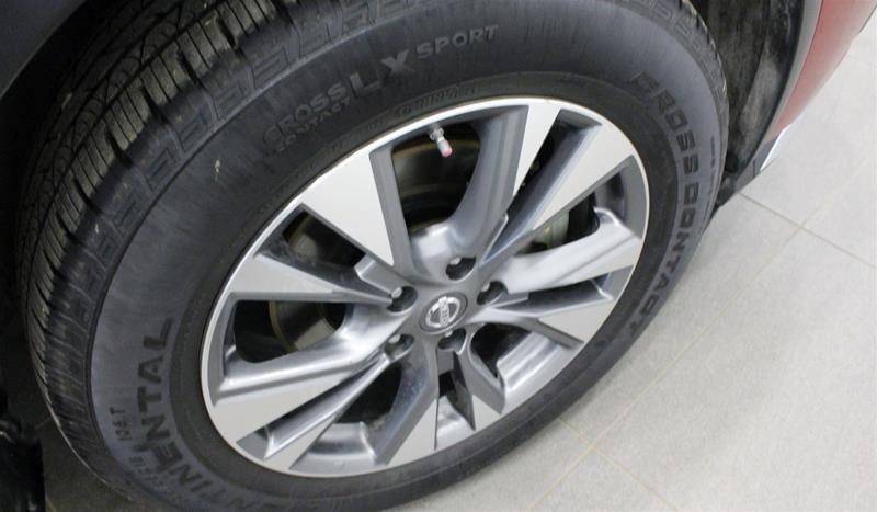 2017 Nissan Murano SL AWD CVT in Regina, Saskatchewan - 18 - w1024h768px