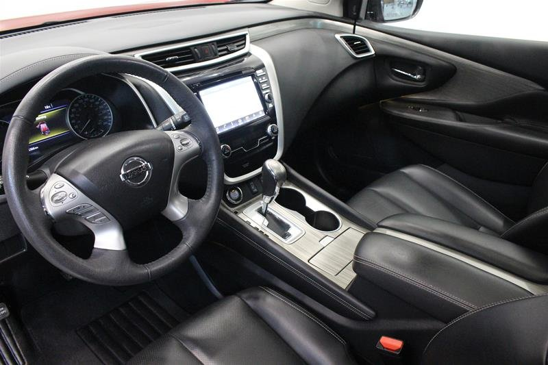 2017 Nissan Murano SL AWD CVT in Regina, Saskatchewan - 9 - w1024h768px