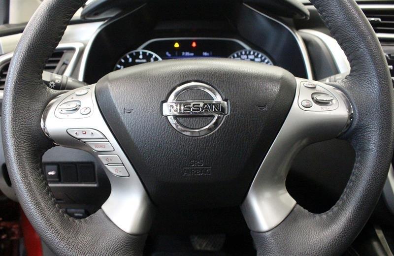 2017 Nissan Murano SL AWD CVT in Regina, Saskatchewan - 6 - w1024h768px