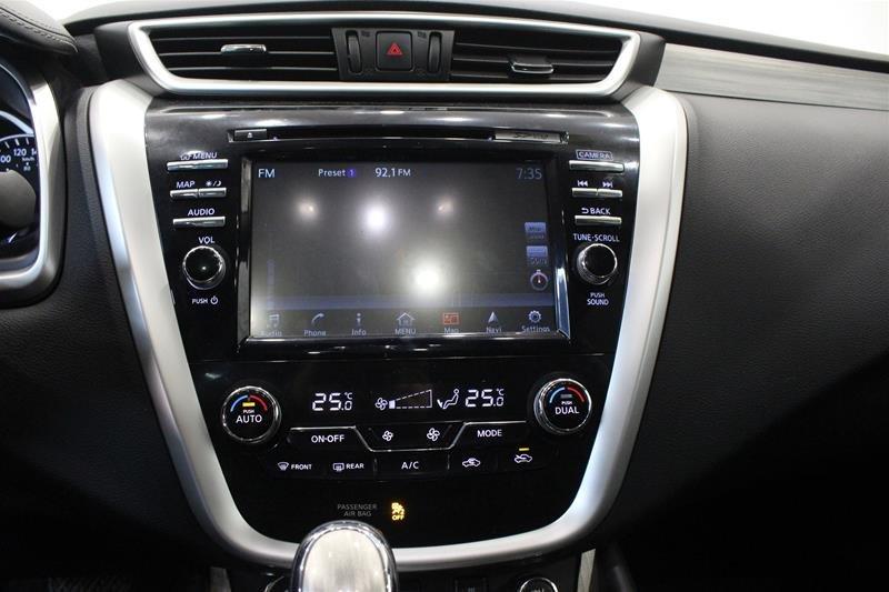 2017 Nissan Murano SL AWD CVT in Regina, Saskatchewan - 7 - w1024h768px
