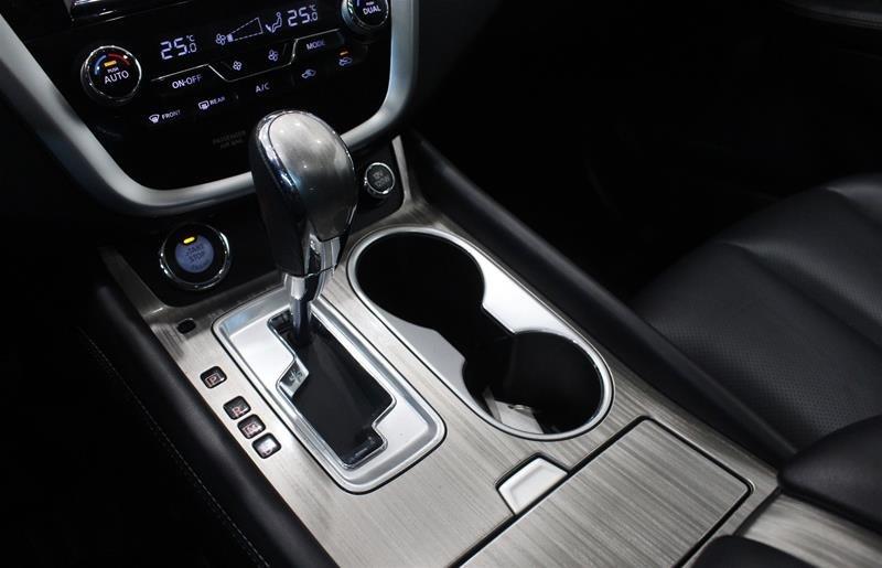 2017 Nissan Murano SL AWD CVT in Regina, Saskatchewan - 4 - w1024h768px