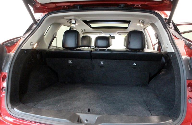 2017 Nissan Murano SL AWD CVT in Regina, Saskatchewan - 17 - w1024h768px