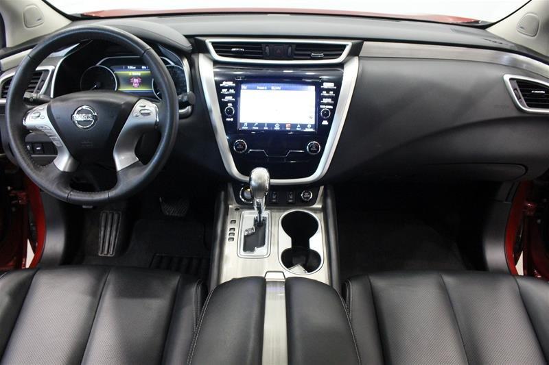 2017 Nissan Murano SL AWD CVT in Regina, Saskatchewan - 14 - w1024h768px