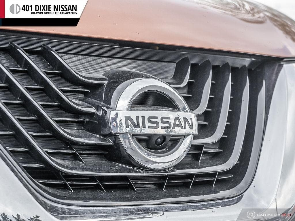 2017 Nissan Murano SL AWD CVT in Mississauga, Ontario - 9 - w1024h768px