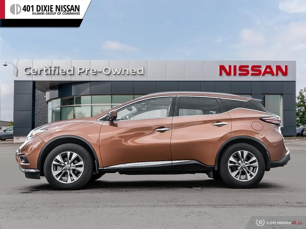 2017 Nissan Murano SL AWD CVT in Mississauga, Ontario - 3 - w1024h768px