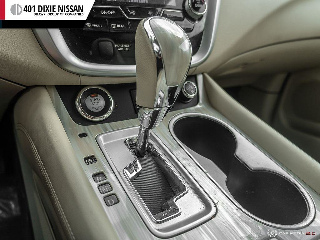 2017 Nissan Murano SL AWD CVT in Mississauga, Ontario - 19 - w1024h768px