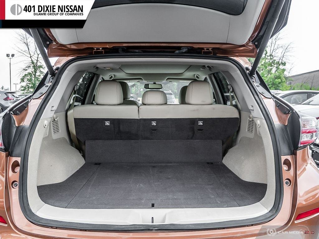 2017 Nissan Murano SL AWD CVT in Mississauga, Ontario - 11 - w1024h768px