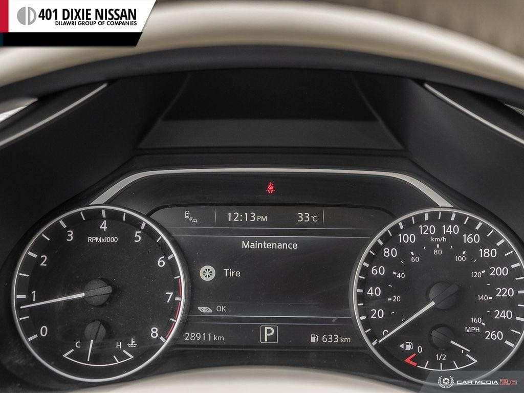 2017 Nissan Murano SL AWD CVT in Mississauga, Ontario - 15 - w1024h768px