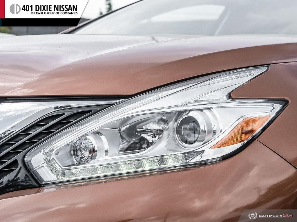 2017 Nissan Murano SL AWD CVT in Mississauga, Ontario - 10 - w1024h768px