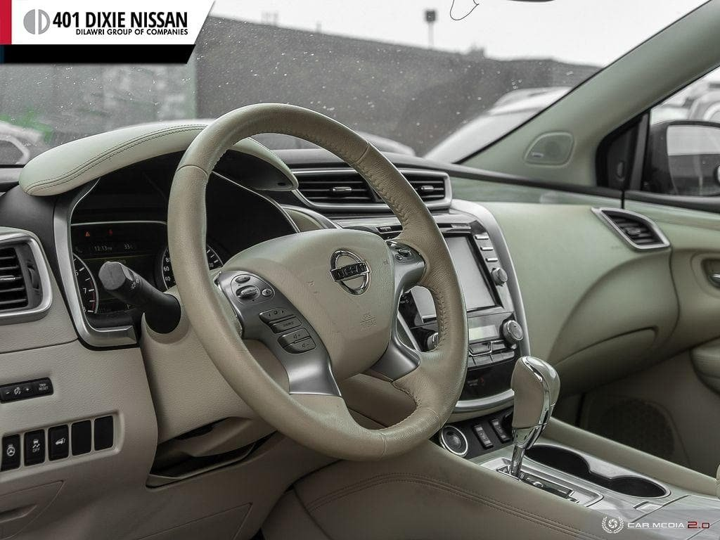 2017 Nissan Murano SL AWD CVT in Mississauga, Ontario - 13 - w1024h768px