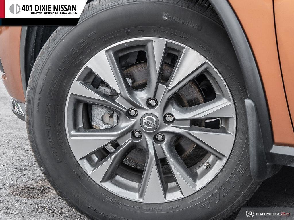 2017 Nissan Murano SL AWD CVT in Mississauga, Ontario - 6 - w1024h768px