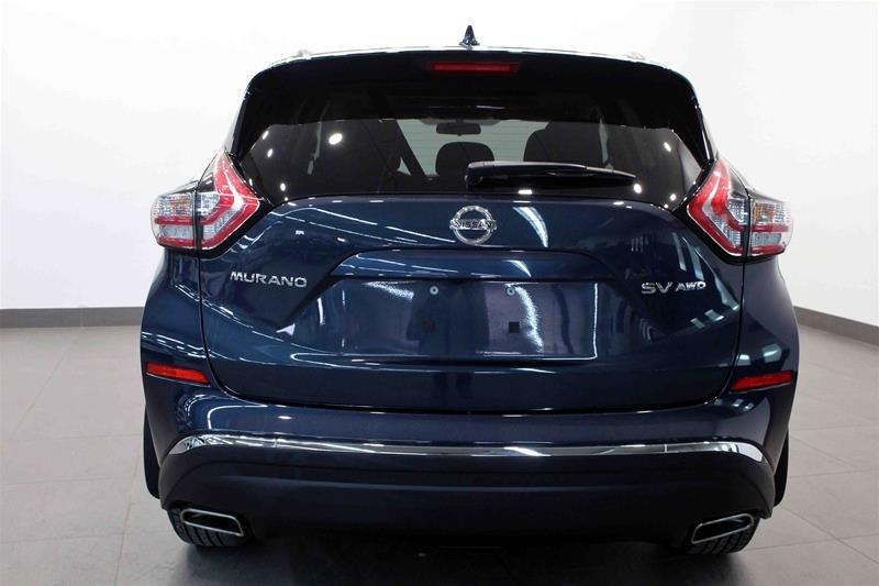 2018 Nissan Murano SV AWD CVT in Regina, Saskatchewan - 20 - w1024h768px